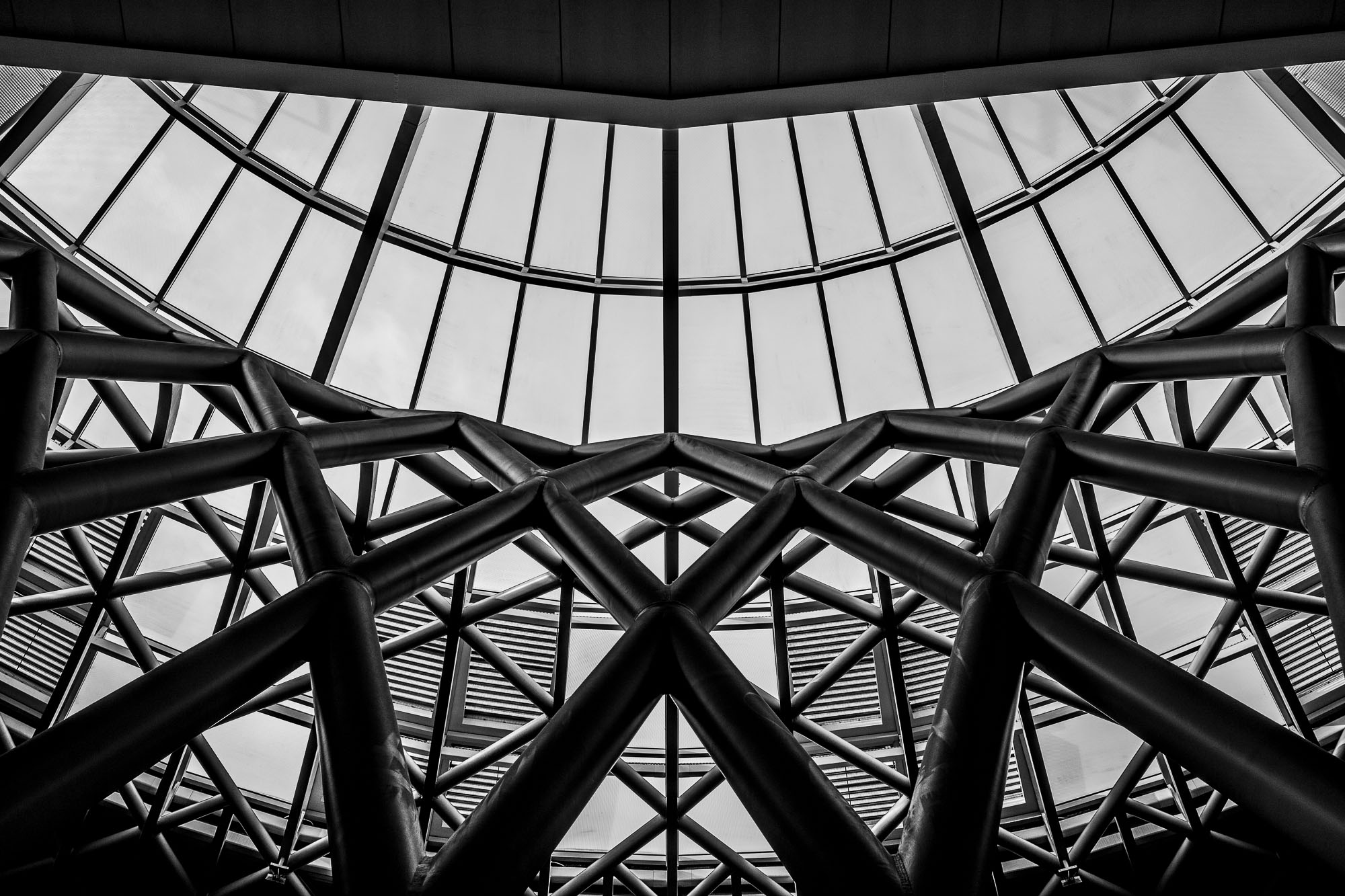 Ceiling at King's Cross Station