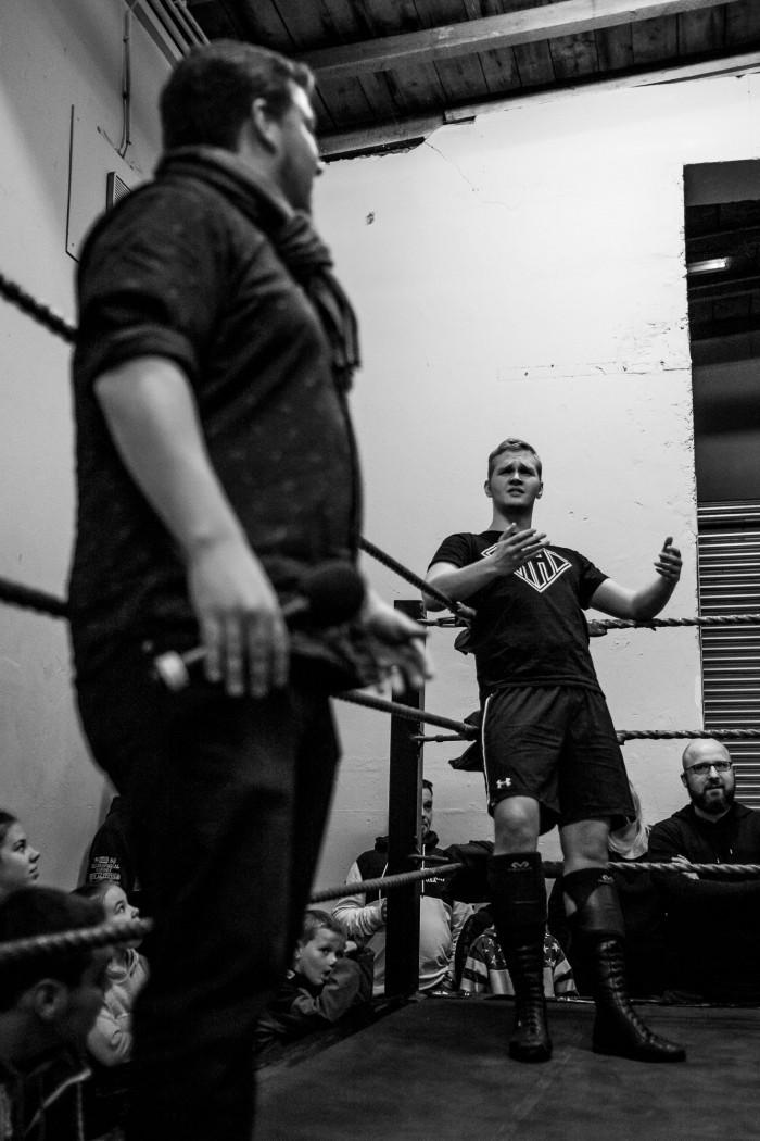 wXw Wrestling Academy