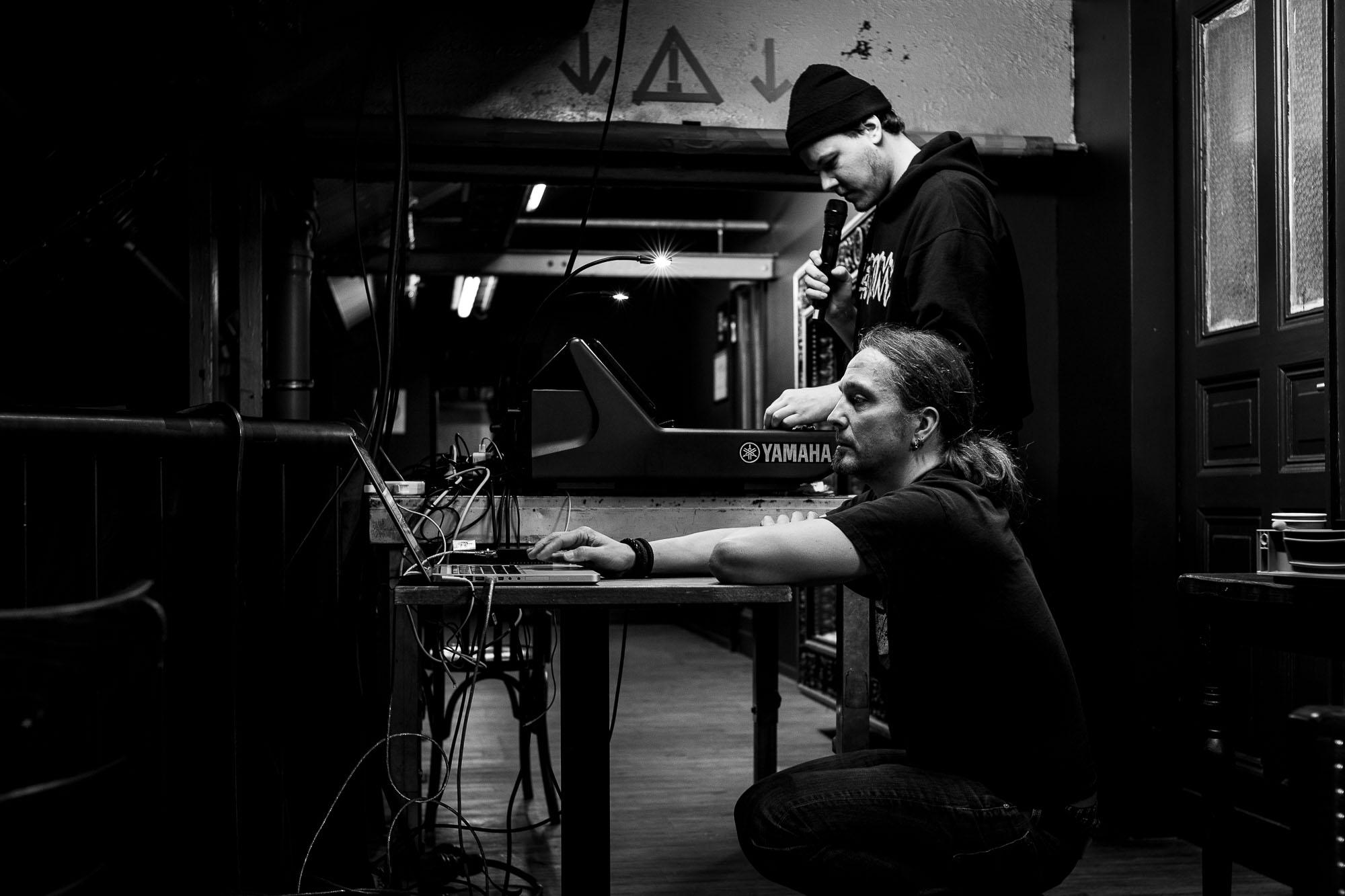 Behind the scenes at beyond tellerrand Berlin 2019