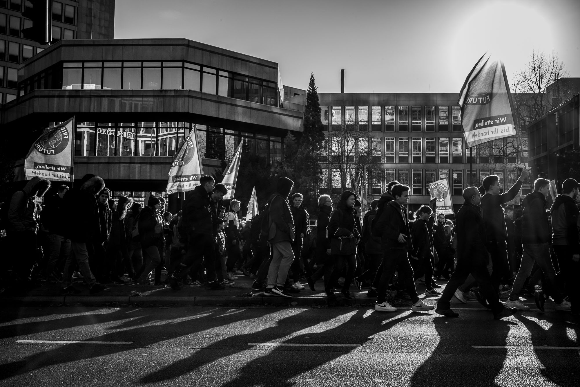 FridaysForFuture November 2019 in Essen