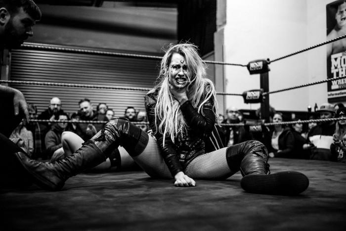 wXw Academy Wrestling Event