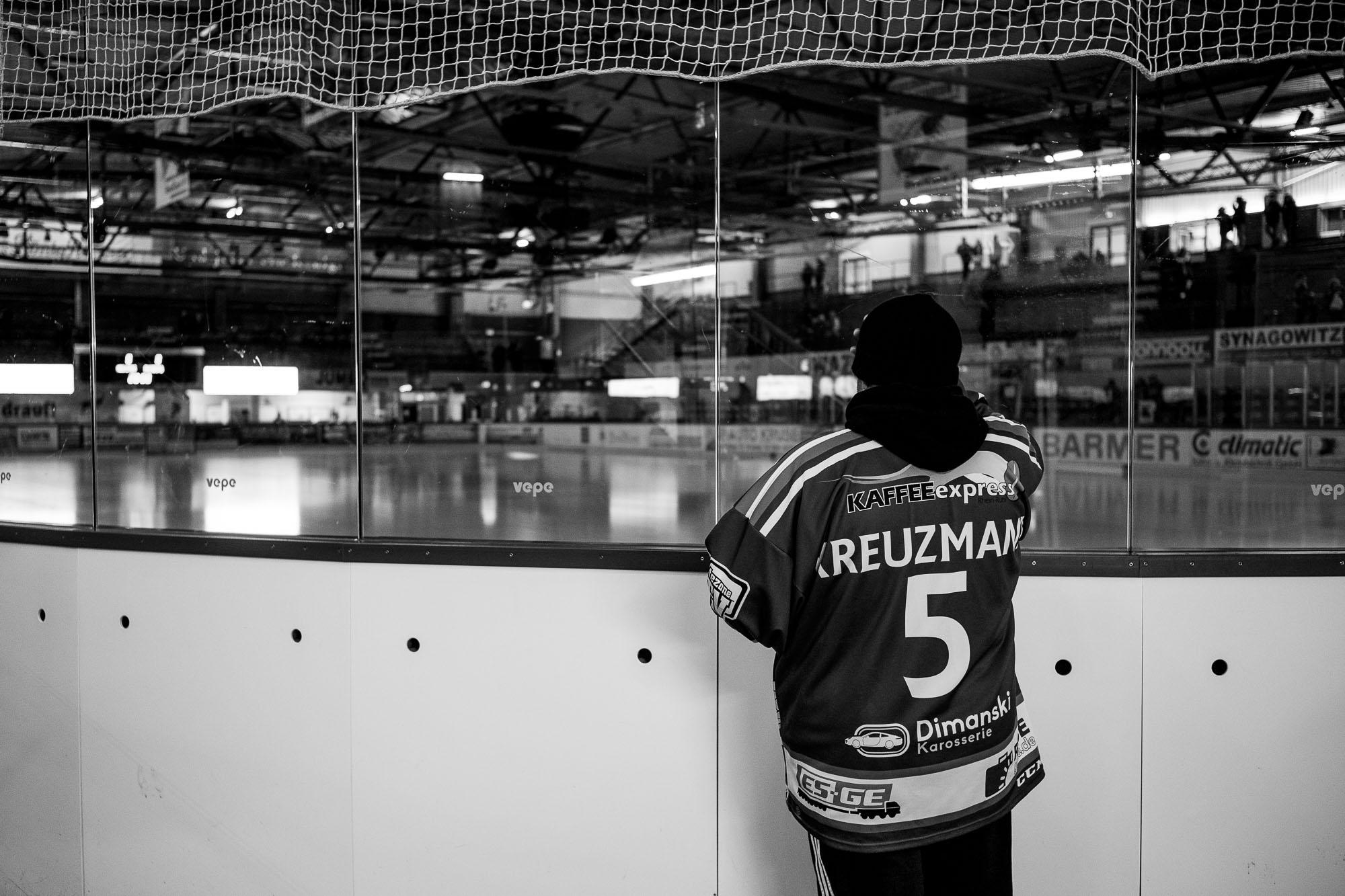 Ice hockey at Moskitos, Essen