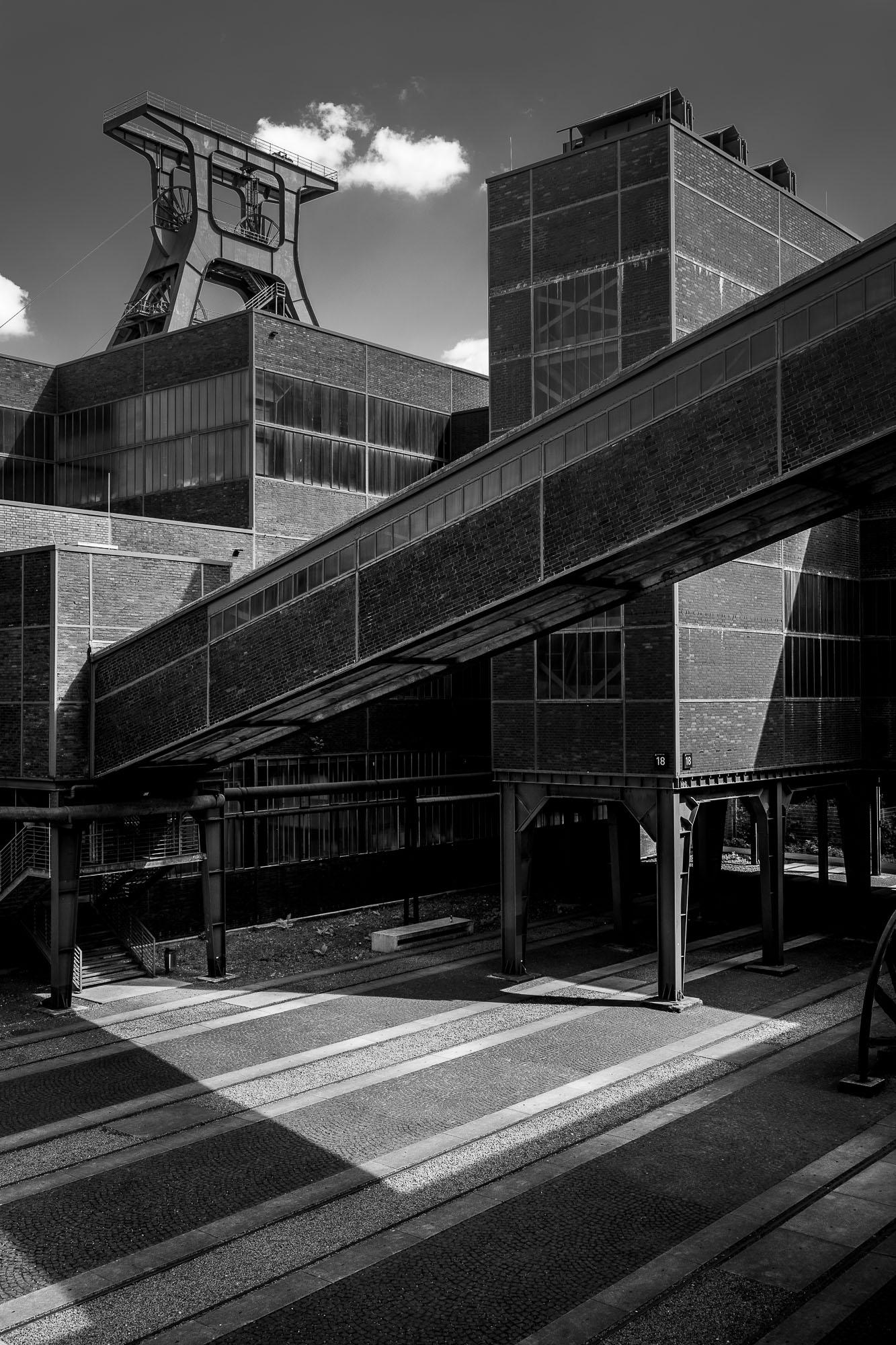 Zeche Zollverein industrial complex